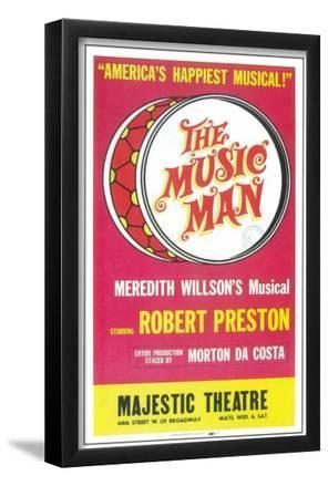 The Music Man - Broadway Poster , 1957