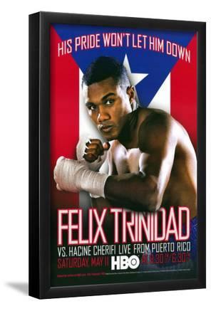 Felix Trinidad vs Hacine Cherifi
