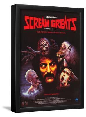 Scream Greats, Vol. 1: Tom Savini, Master of Horror Effects