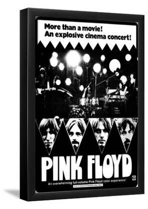 Pink Floyd Live At Pompeii Art At Allposters Com