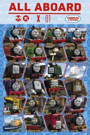 Thomas & Friends - Profile