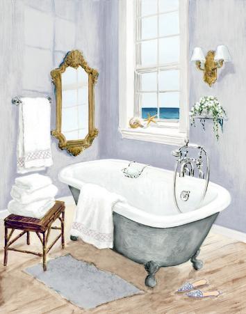 Coastal Bath I