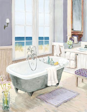 Coastal Bath II