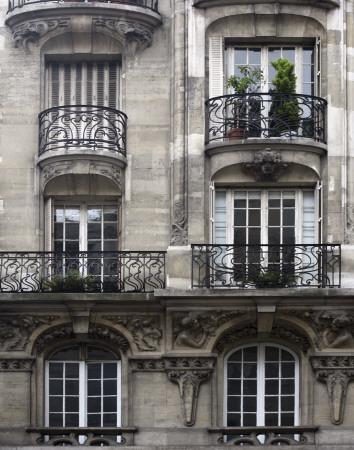 Balcon Parisien I