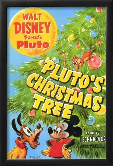 Plutos Christmas Tree.Pluto S Christmas Tree