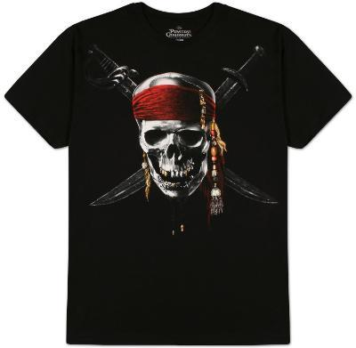 Pirates of the Carribean  - Chrome Skully