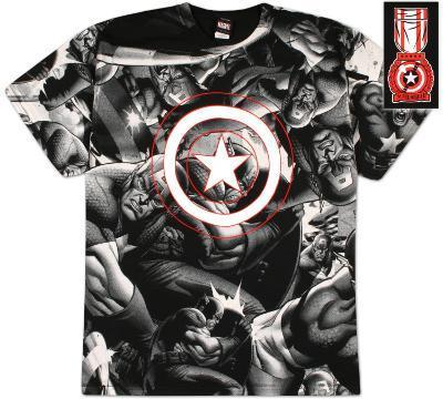 Captain America  - Captain Rogers AOP