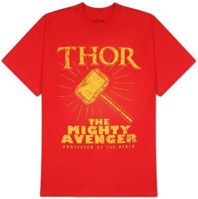 Thor  - Athletic Avenger