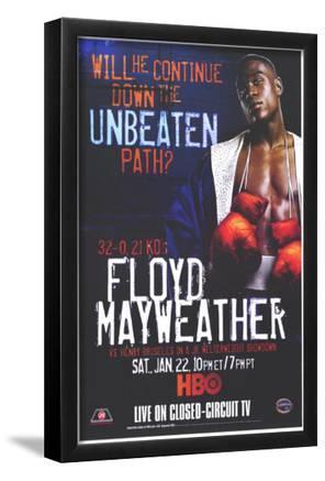Floyd Mayweather vs Henry Bruseles