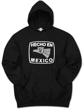 Hoodie: Hecho En Mexico
