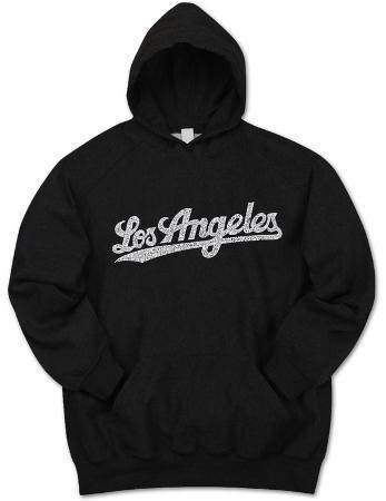 Hoodie: Los Angeles Neighborhoods