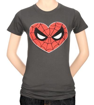 Juniors: Spiderman - Spidey Heart