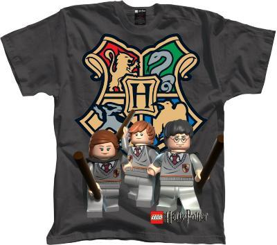Youth: Lego Harry Potter - Harry, Ron, Hermoine