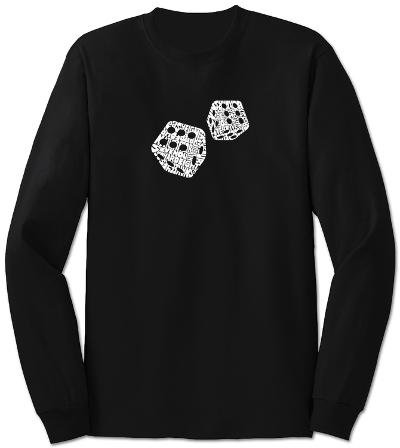 Long Sleeve: Dice out of Crap Terms