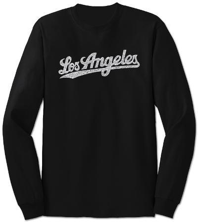 Long Sleeve: Los Angeles Neighborhoods
