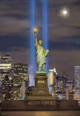 911 Statue of Liberty