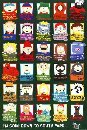 South Park - Quotes