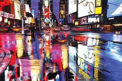 Times Square Colours