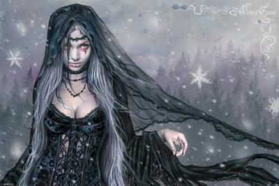 Victoria Frances (Winter Gothic)
