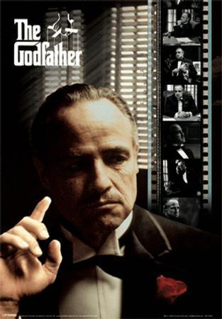 The Godfather - Film Strip