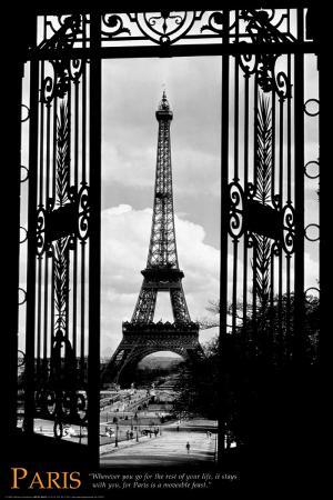 Paris - Moveable Feast