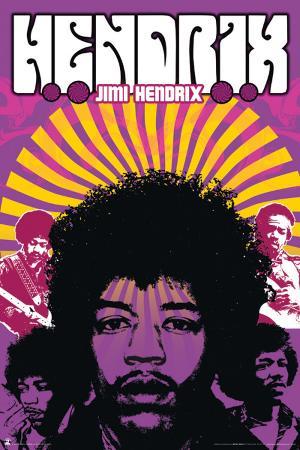 Jimi Hendrix - Montage