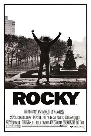 Rocky - Movie Score Arms Up