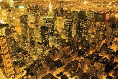 New York - Manhattan At Night