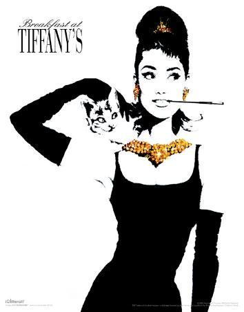 Breakfast At Tiffanys - Gold