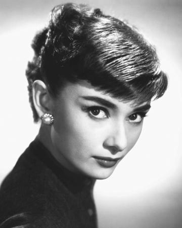 Audrey Hepburn - Close Up