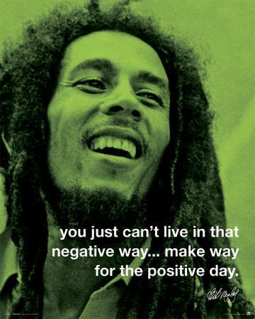 Bob Marley - Positive