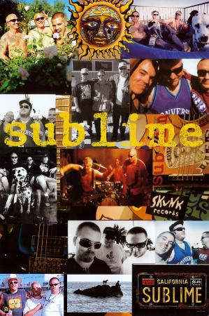 Sublime - Collage