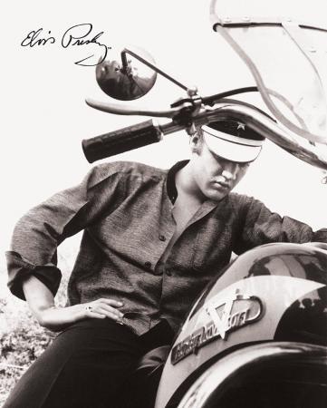 Elvis Presley - Harley