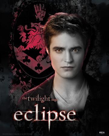 Twilight - Eclipse (Edward Crest)