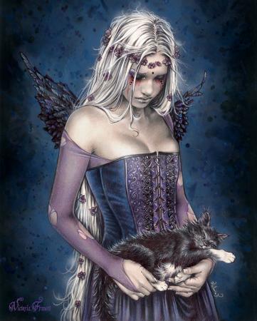 Victoria Frances (Angel Of Death)