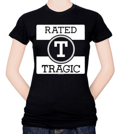 Juniors: Switchblade - Rated T for tragic