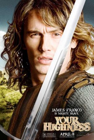 Your Highness - James Franco