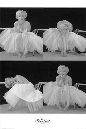 Marilyn Monroe - Ballerina Sequence