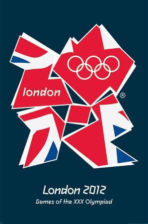 London 2012 Olympics (Union Jack)