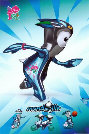 London 2012 Olympics (Manderville)