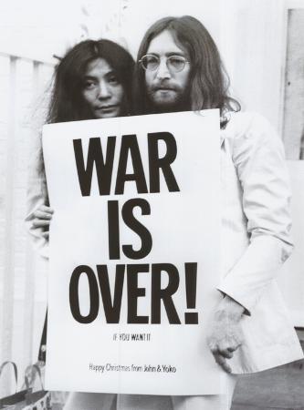 John Lennon - War Is Over