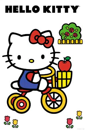 Hello Kitty - Tricycle