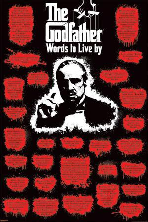 The Godfather - Words to Live