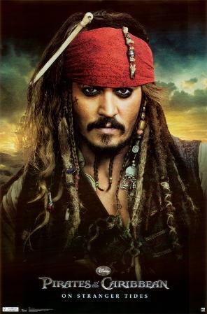Pirates of the Carabbean - On Stranger Tides - Jack
