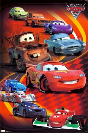 Cars 2 - Group