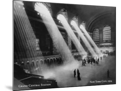 Grand Central Station, New York City