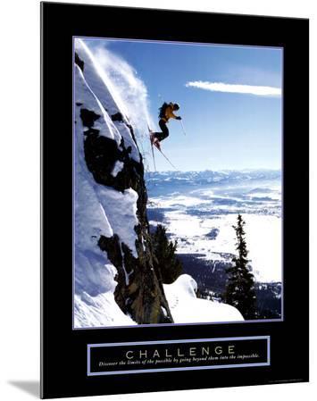 Challenge: Skier
