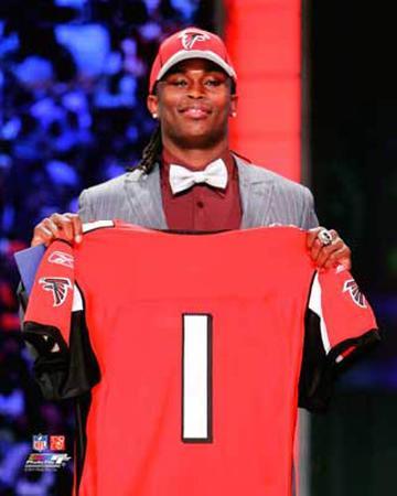 Julio Jones 2011 NFL Draft #6 Pick