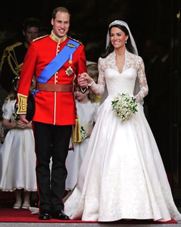 Royal Wedding - Prince William and Kate Middleton - The Royal Couple