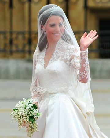 Royal Wedding - Kate Middleton